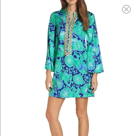 c35d4bc1414a75 Lilly Pulitzer Dresses | Gracelynn Stretch Tunic Dress | Poshmark
